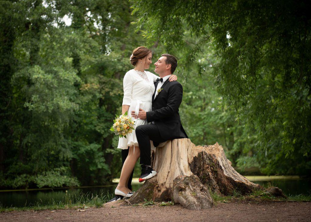 Fotoshooting Hochzeitsfotos Dresden