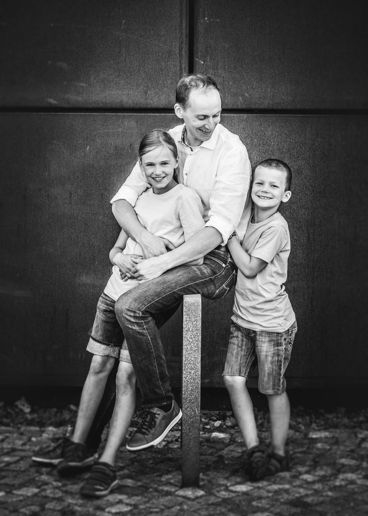 Fotoshooting Familie Dresden