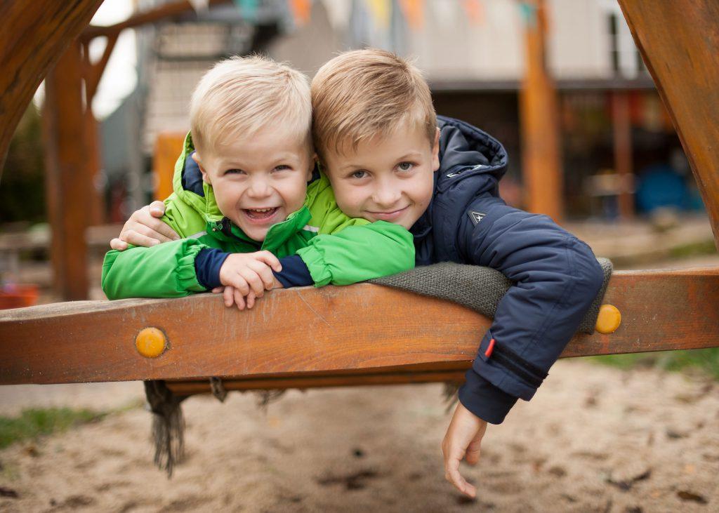 kindergartenfotografie Dresden Geschwister
