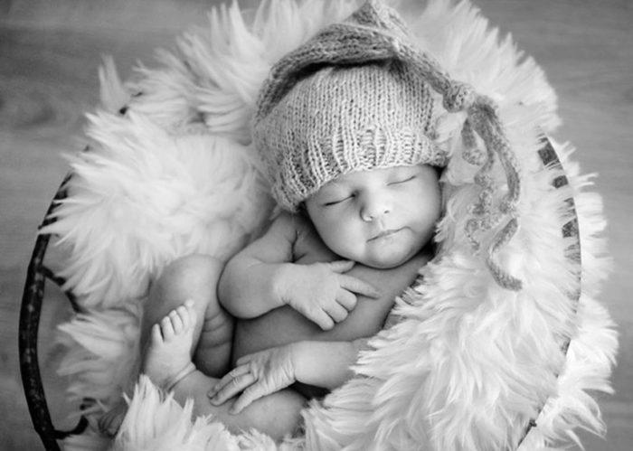 Babyfotos selber machen