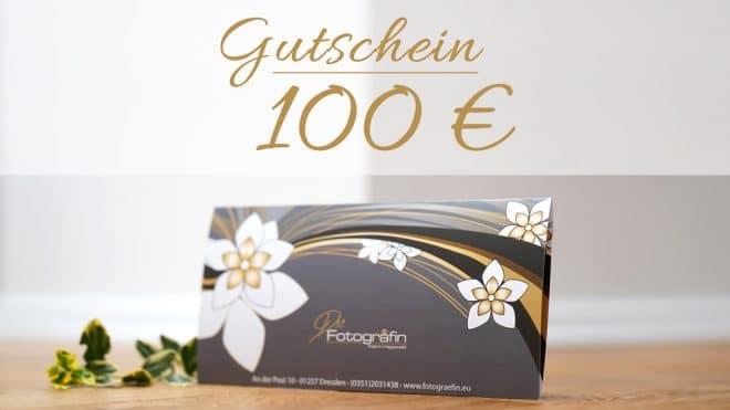 Gutschein 100,- Euro